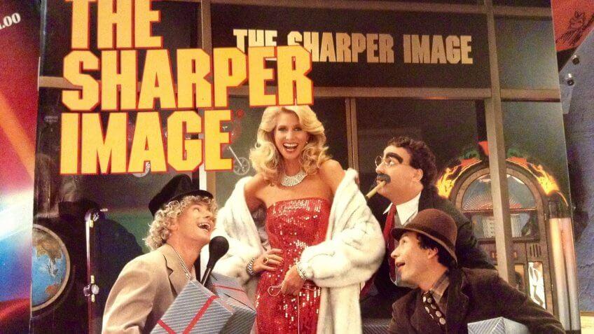 The Shaper Image catalog