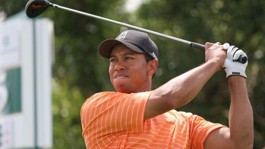 Tiger Woods golfer