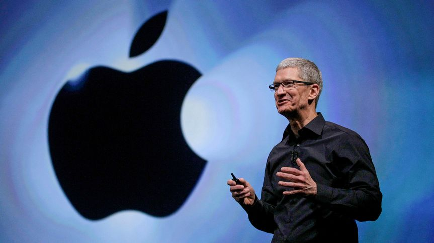 Photo by Eric Risberg/AP/Shutterstock Tim Cook Apple CEO Tim Cook speaks following an introduction of the new iPhone 5 in San Francisco. Apple is emerging as a gentler, cuddlier corporate citizen in the year after the death of CEO and co-founder Steve Jobs. CEO Tim Cook's announcement that the company is moving a Mac production line to the U.S. is just the latest step in a charm offensive designed to soften Apple's image Apple Cook's First Year, San Francisco, USA