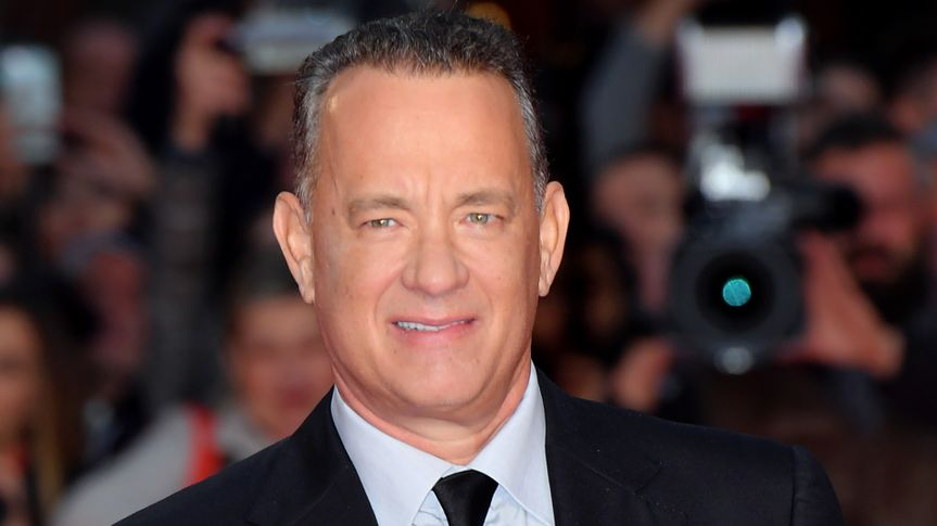 Photo by Maria Laura Antonelli/REX/Shutterstock (6279147g)Tom HanksTom Hanks Life achievement award, Rome Film Festival, Italy - 13 Oct 2016.