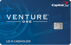 VentureOneRewards Capital One