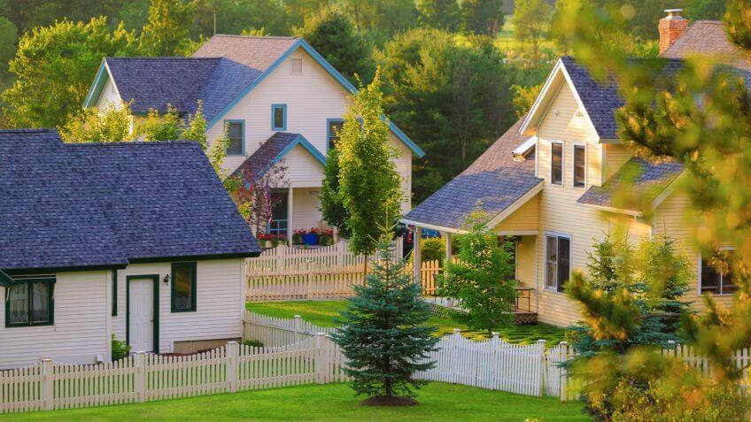 Vermont, homes, houses, neighborhoods, real estate