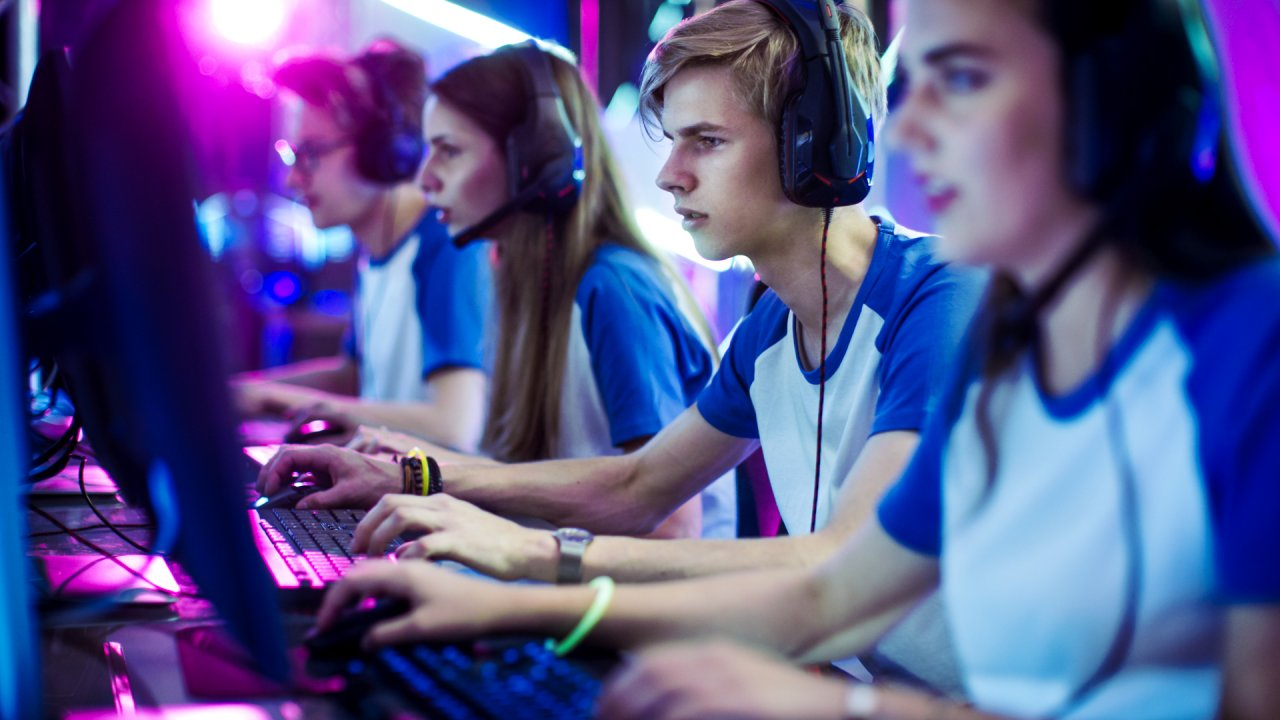 Millionaire Video Gamers Are About to Be Olympians, Too