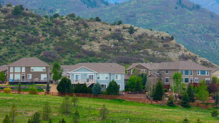 Wyoming, homes, houses, neighborhoods, real estate