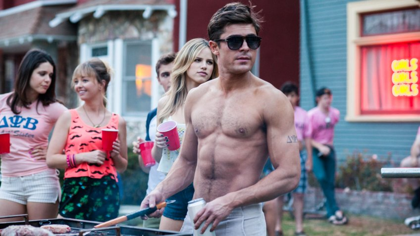 Zac Efron Neighbors - 2014