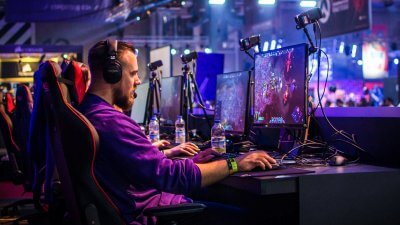 Why Video Gamers Could Be the Next Olympic Athletes