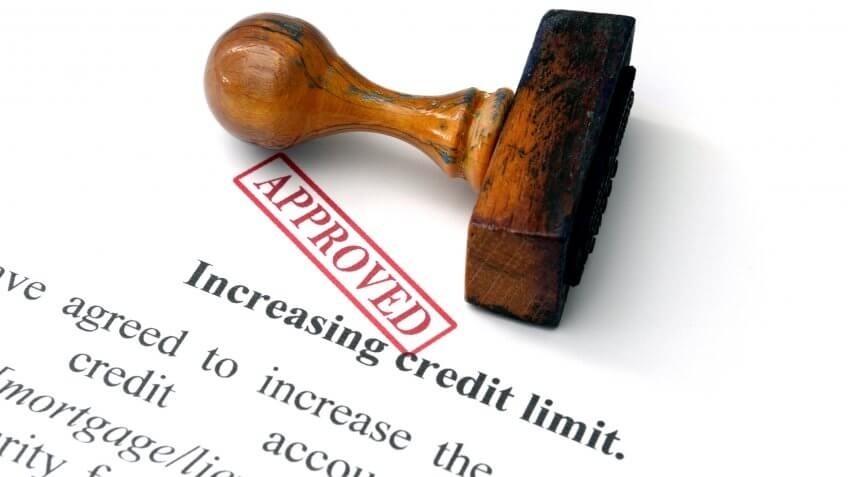 approved increasing credit limit notice