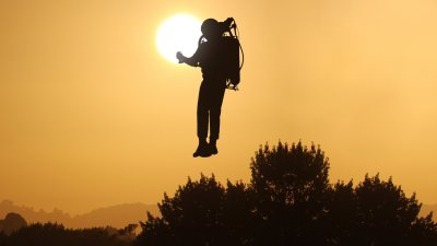 Jet Suit That Lets You Fly Goes on Sale for $400k