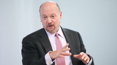 How Much Mad Money's Jim Cramer Is Worth