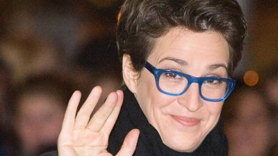 How Rachel Maddow Quietly Became One of the Richest Television Personalities