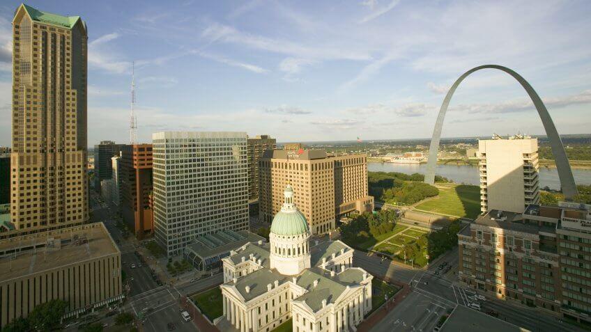 Missouri, St. Louis