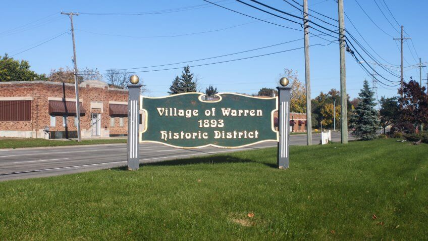 Warren, Michigan
