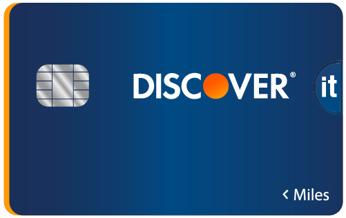 Best Travel Credit Cards_Discover it Miles