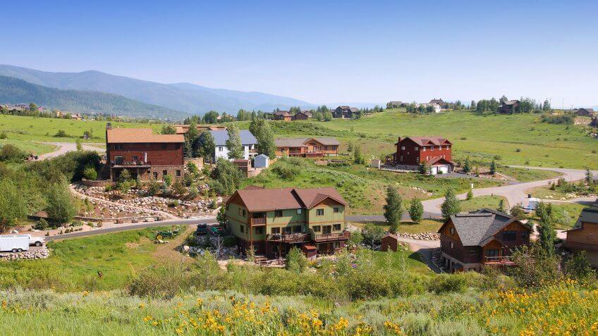 Steamboat Springs - Colorado