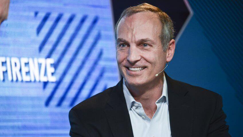 Glenn Fogel, CEO of Booking Holdings
