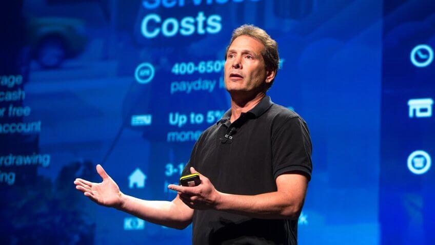 Daniel H. Schulman PayPay Holdings CEO