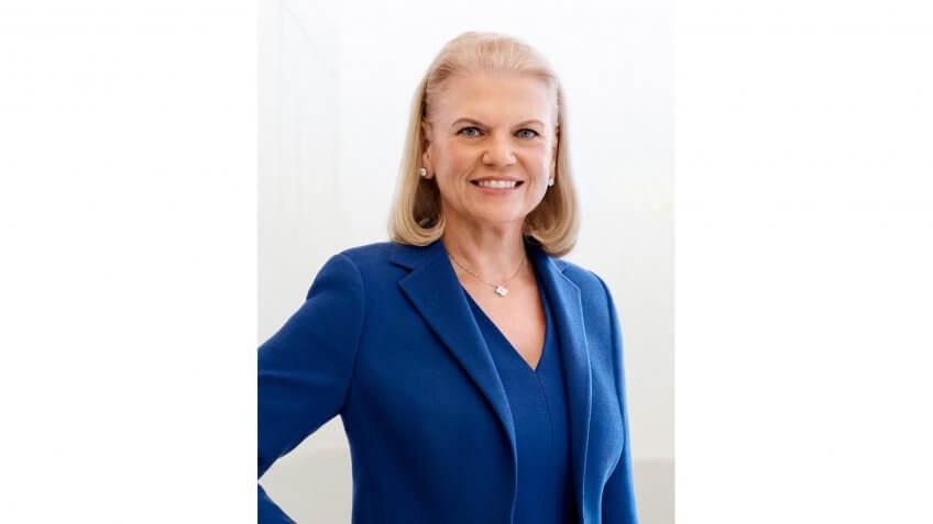 Ginni Rometty IBM CEO