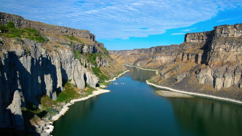 IDACORP's power is generated from the scenic Snake River in Idaho