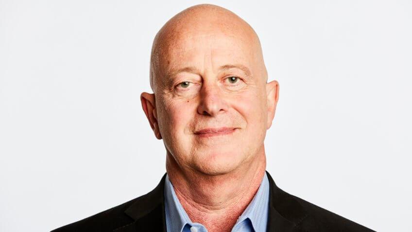 Dirk Van de Put, CEO of Mondelez International