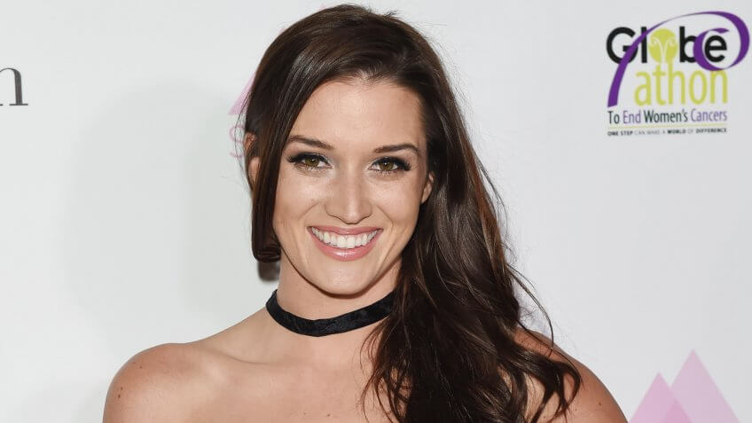 Mandatory Credit: Photo by Broadimage/REX/Shutterstock (7691957t)Jade Roper'The Bachelor' season premiere party, Los Angeles, USA - 02 Jan 2017?THE BACHELOR? CHARITY PREMIERE PARTY.