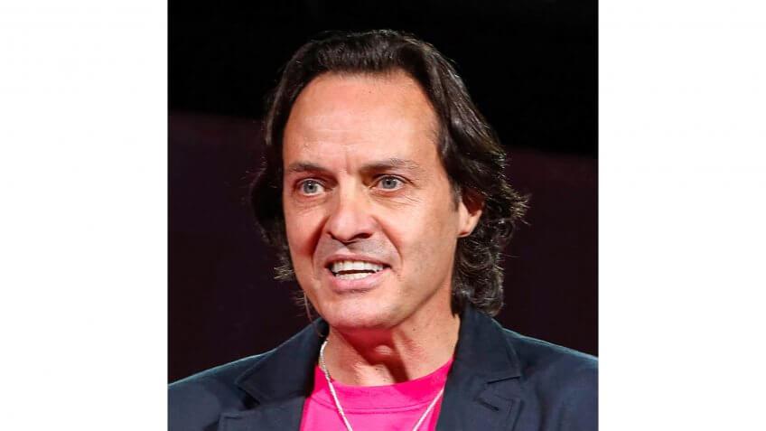"T-Mobile ""Un-leash"" Announcement in New York, March 26, 2013."