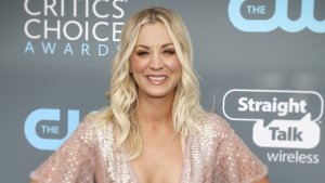 Kaley Cuoco's Huge Fortune as 'Big Bang Theory' Ends With Season 12