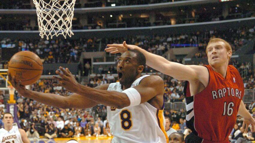 Kobe Bryant Net Worth Rises With New Nike Gear on 8/24