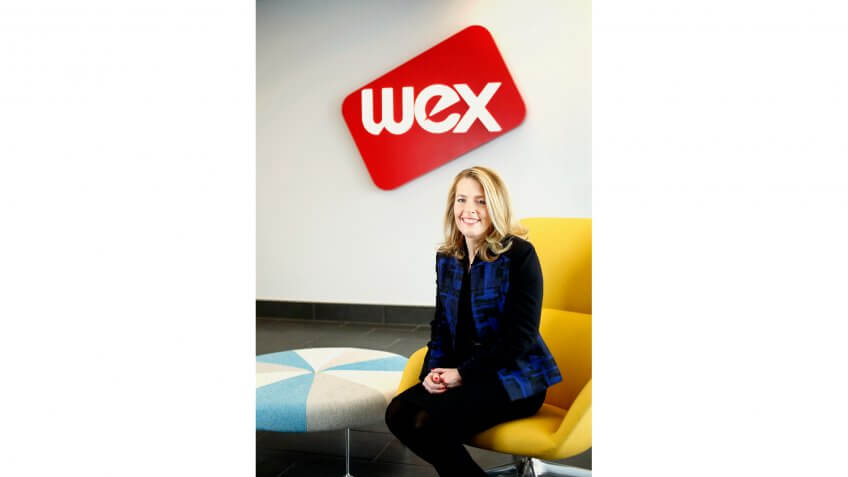 Melissa Smith, CEO of Wex