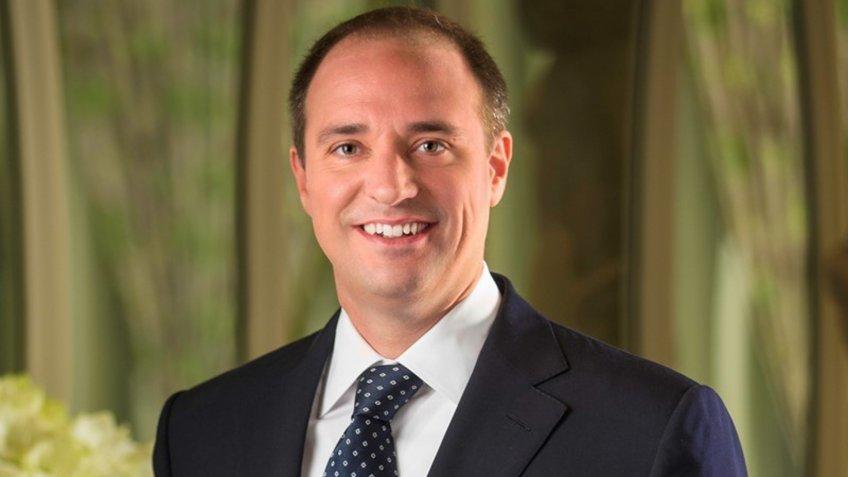 Matt Maddox, CEO of Wynn Resorts
