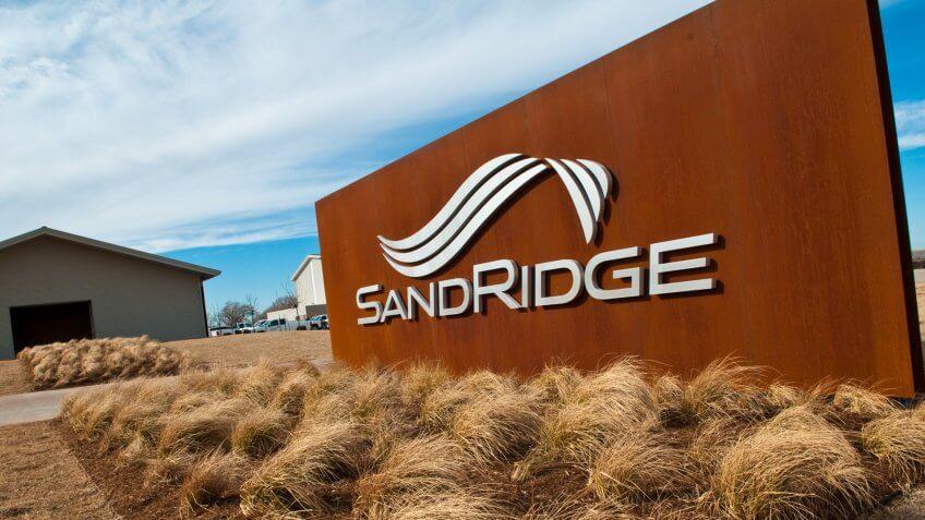 SandRidge Energy in Oklahoma