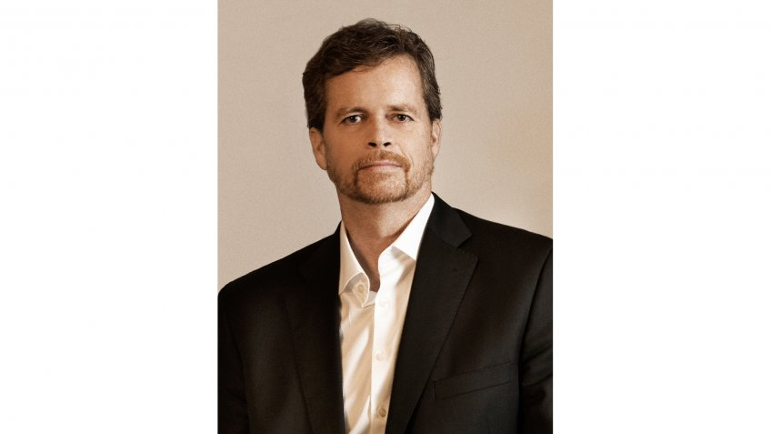 Mark G. Parker, CEO of Nike