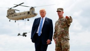 How Trump's $717 Billion Defense Policy Bill Will Affect You