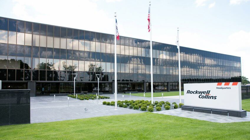 Rockwell Collins headquarters