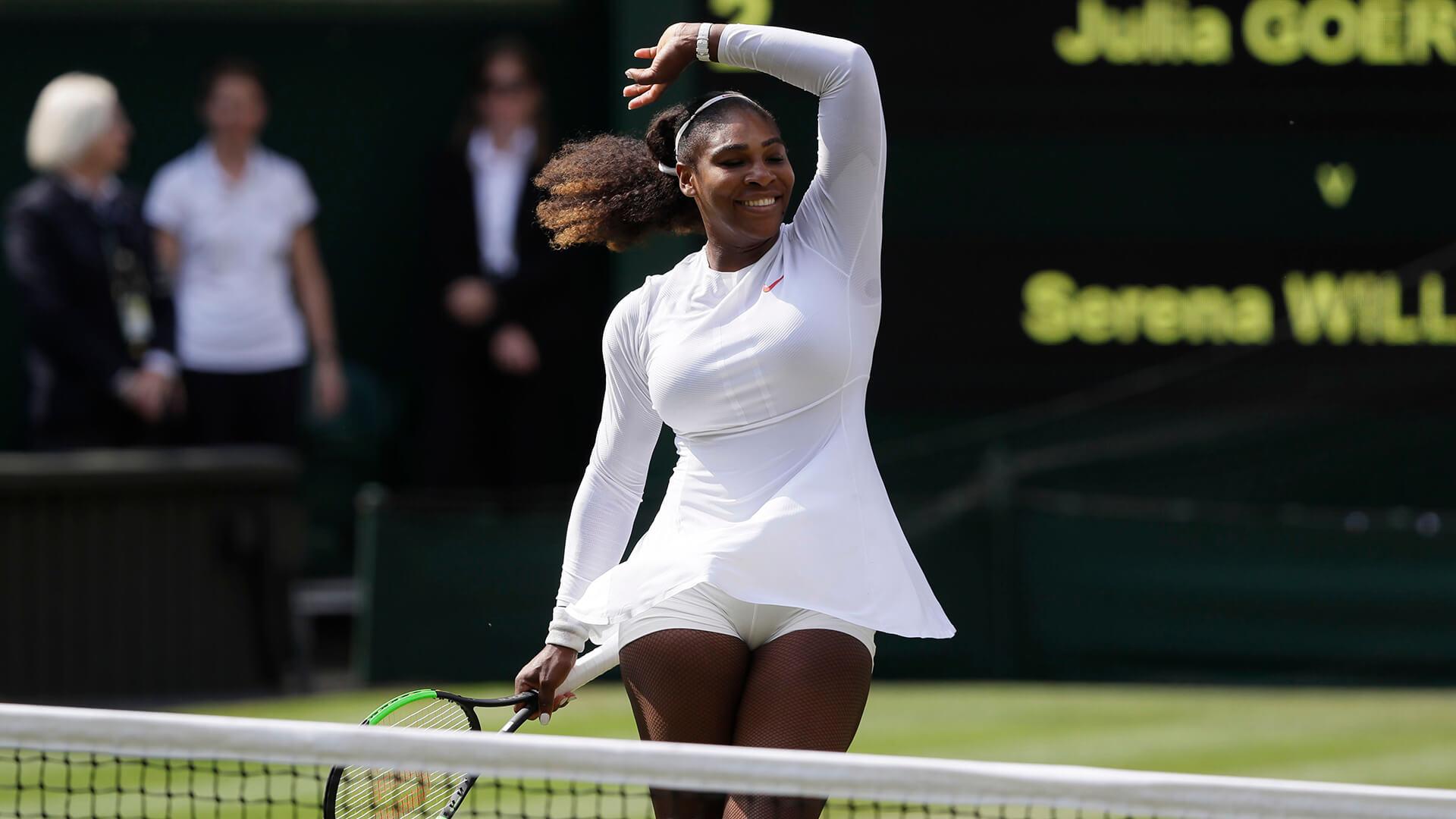 quality design f6f6f 497e3 Serena Williams Inspires Nike to Create Pricey New Apparel Line    GOBankingRates