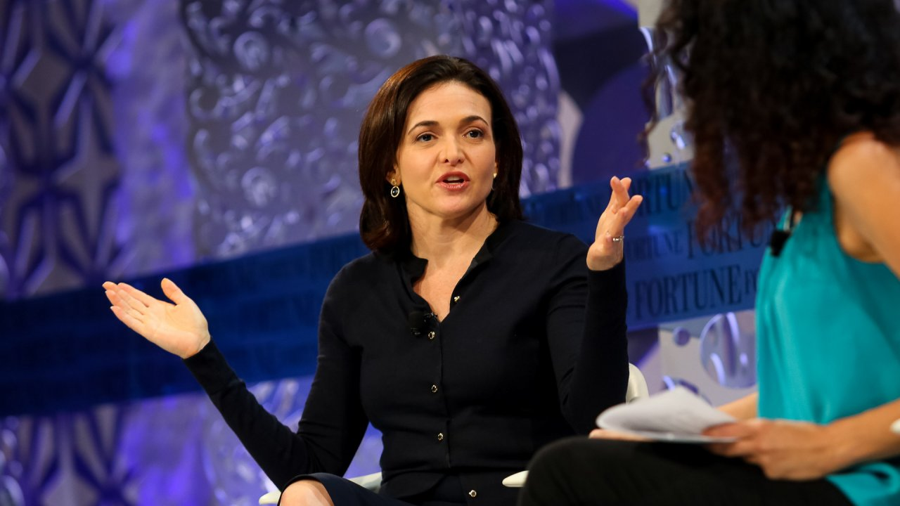 Facebook's COO and 26 Other Powerful Women Worth Billions