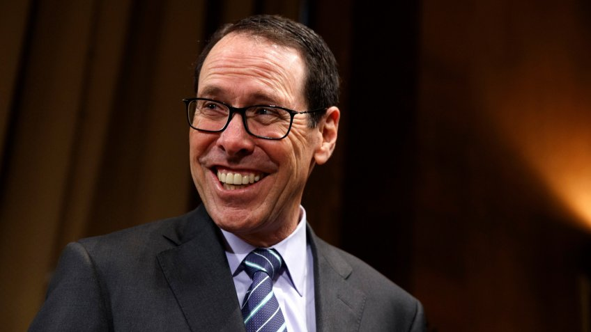 AT&T Chairman and CEO Randall Stephenson