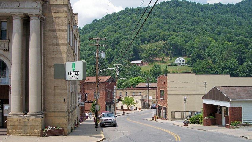 United Bank in West Virginia