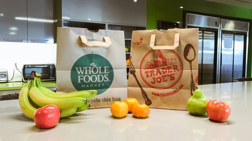 Do Whole Foods' New Prices Beat Trader Joe's? | GOBankingRates