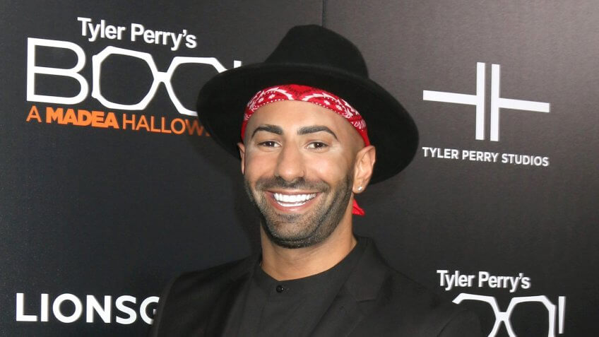"""LOS ANGELES - OCT 17: Yousef Erakat at the """"Tyler Perry's BOO! A Madea Halloween"""" Premiere at the ArcLight Hollywood on October 17, 2016 in Los Angeles, CA."""