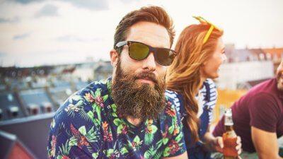 Men Are So Into Beards, Razor Companies Are in Trouble
