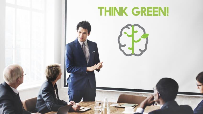 sustainability expert presentation