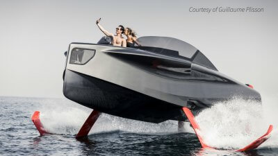 A New Yacht Will Take You – and Your Wallet – for an Incredible Ride