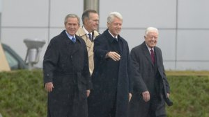 Where Are They Now: How Some Former Presidents Make Money Today