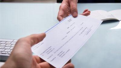 4 Easy Ways to Verify a Cashier's Check