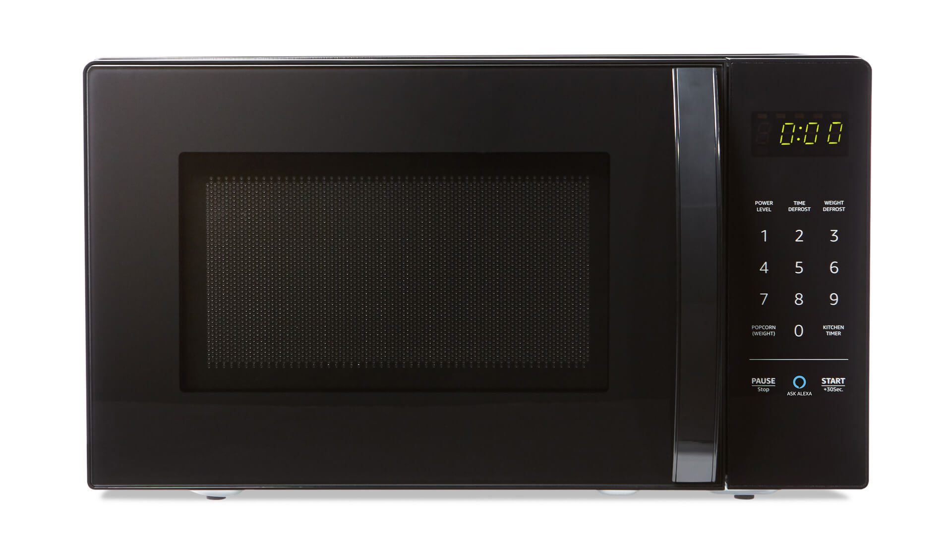 Amazon Echo Microwave black