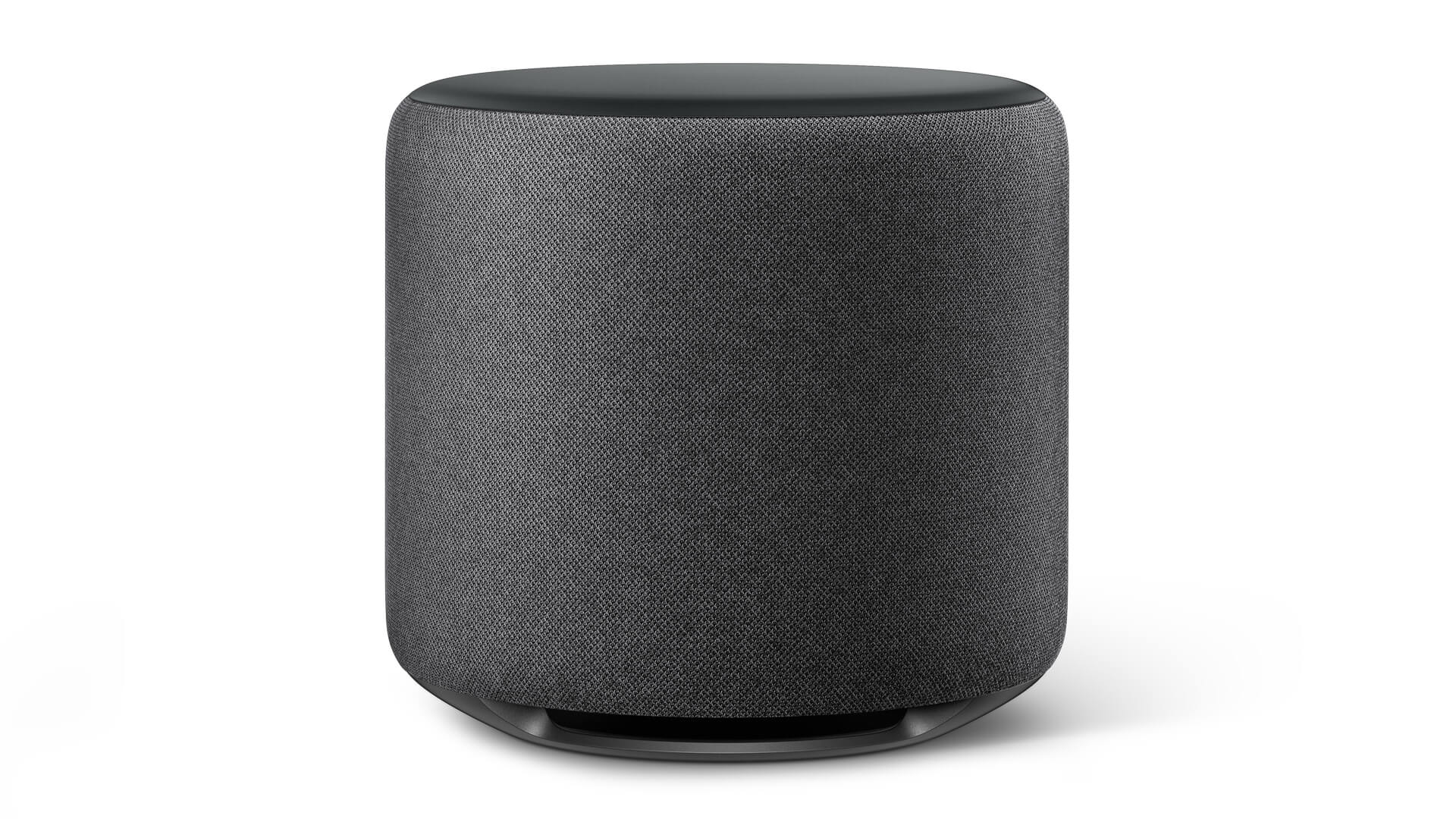 Amazon Echo Sub Black