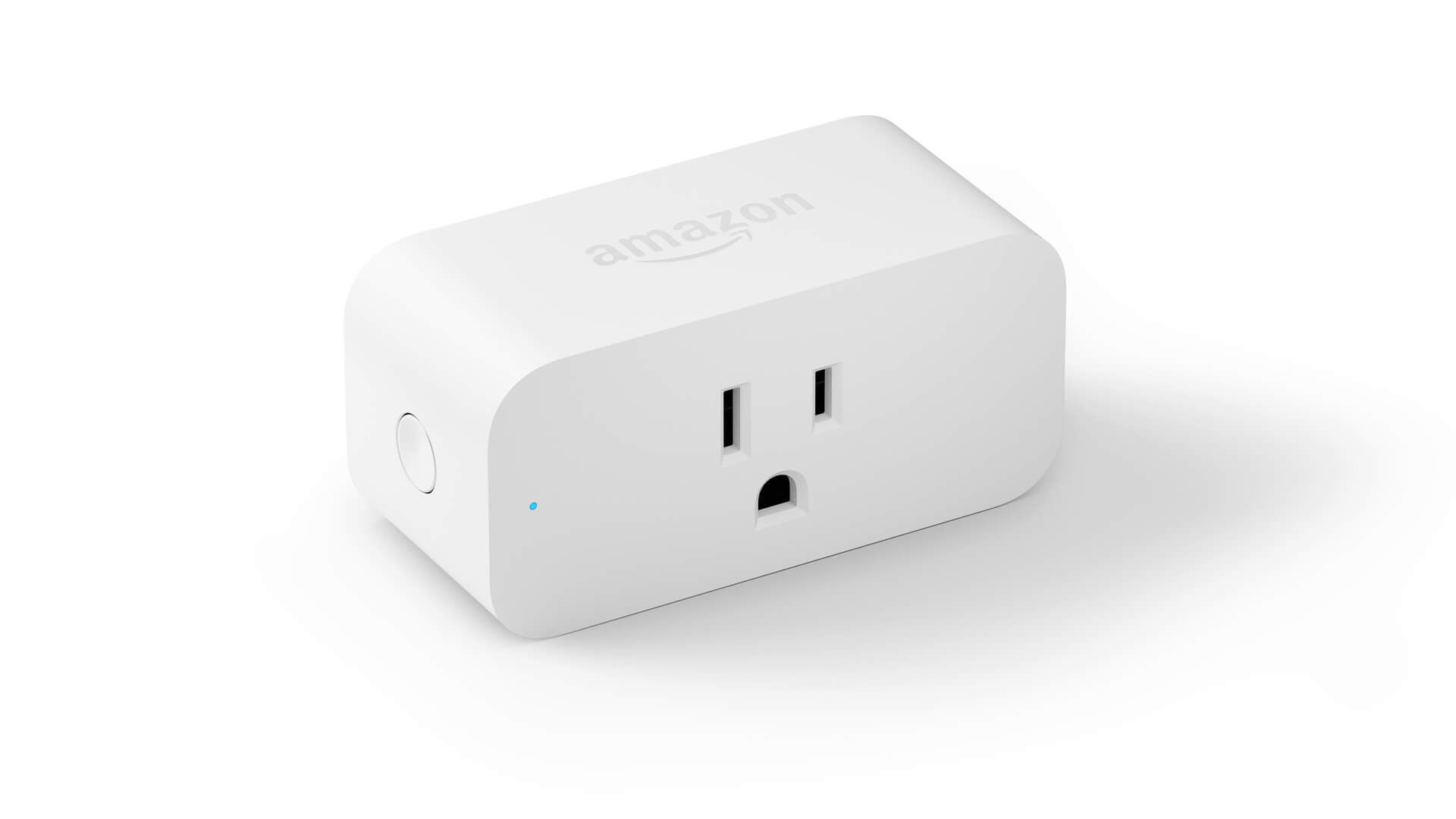 Amazon Echo Plug White