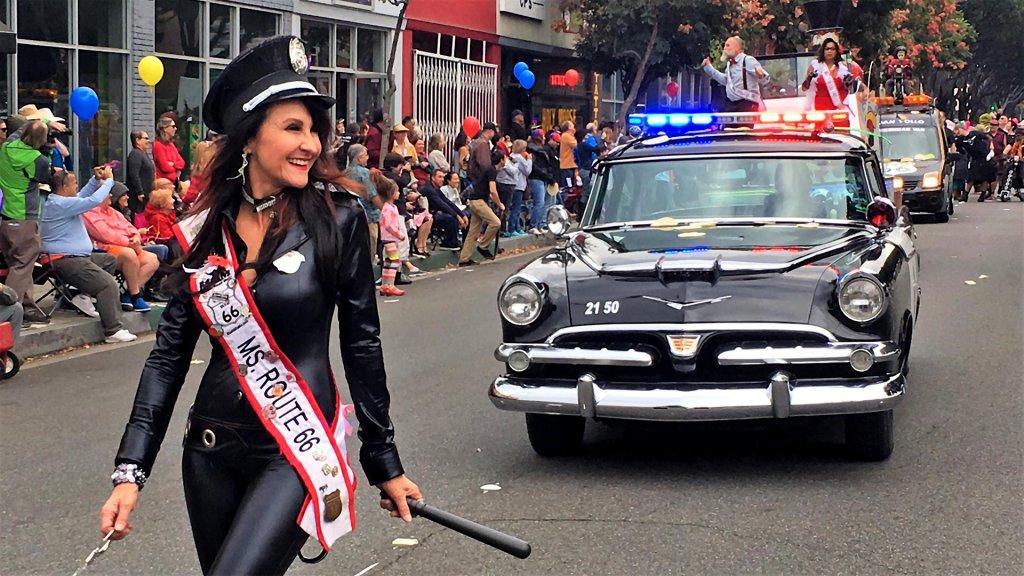 Doo Dah Parade Pasadena.