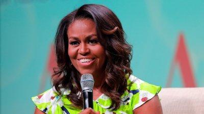 Michelle Obama Surprises Fans With 10-City Book Tour for New Memoir