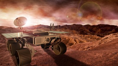 NASA to Offer Close to $1M for Your Help Getting to Mars